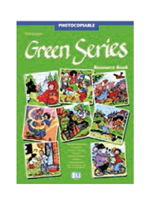 Green series photocopiable resource
